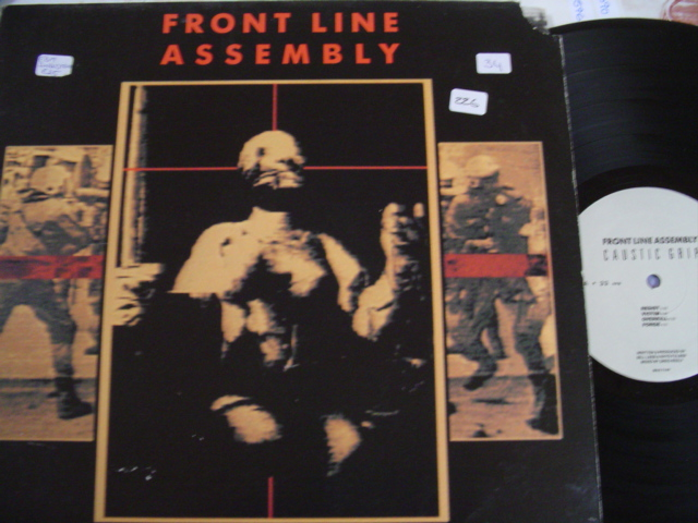 FRONT LINE ASSEMBLY - CAUSTIC GRIP - THIRD MIND - 34