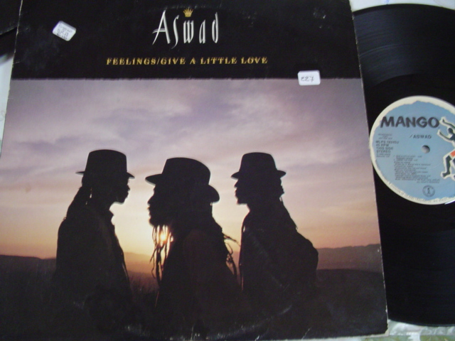 ASWAD - FEELINGS MANGO RECORDS PROMO{ K 227