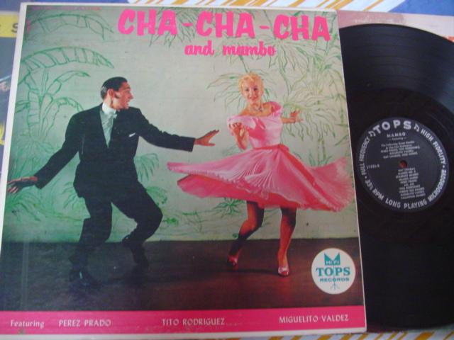 LATIN - PEREZ PRADO , TITO RODRIGUEZ - CHA CHA - TOPS - Click Image to Close