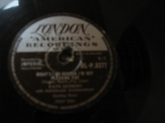LITTLE RICHARD - MISS ANN - LONDON 8470 - RARE 78 RPM