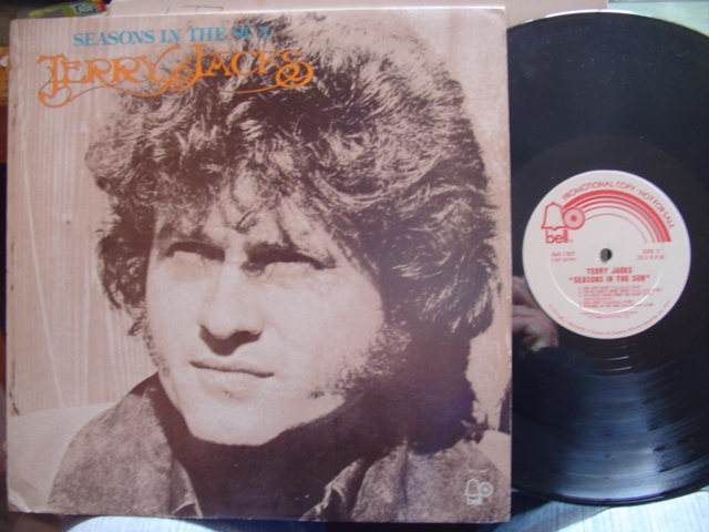 TERRY JACKS - SEASONS IN SUN - BELL PROMO
