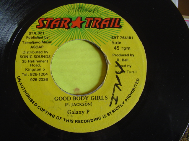 GALAXY P - GOOD BODY GIRLS - STAR TRAIN