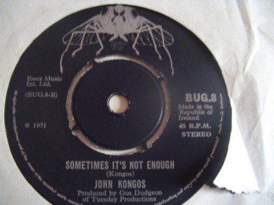 JOHN KONGOS - HE'S GONNA STEP ON YOU - FLY { 2127