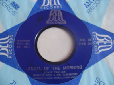 MERRILLE RUSH - ANGEL OF THE MORNING - BELL { 2128