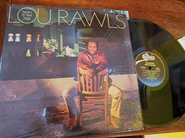 LOU RAWLS - NOW IS THE TIME - EPIC 1247