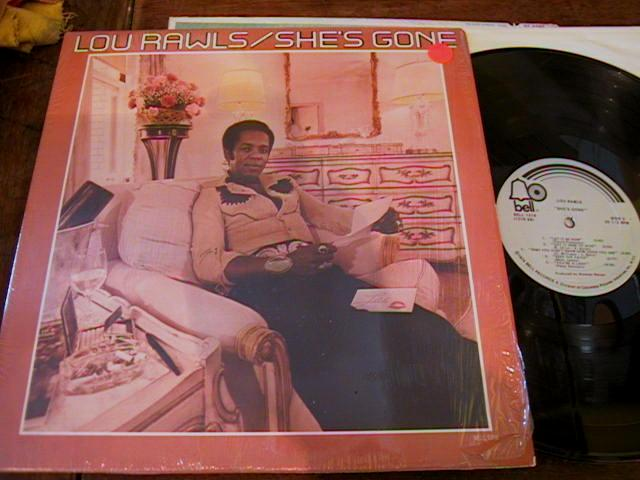 LOU RAWLS - SHES GONE - BELL 1249