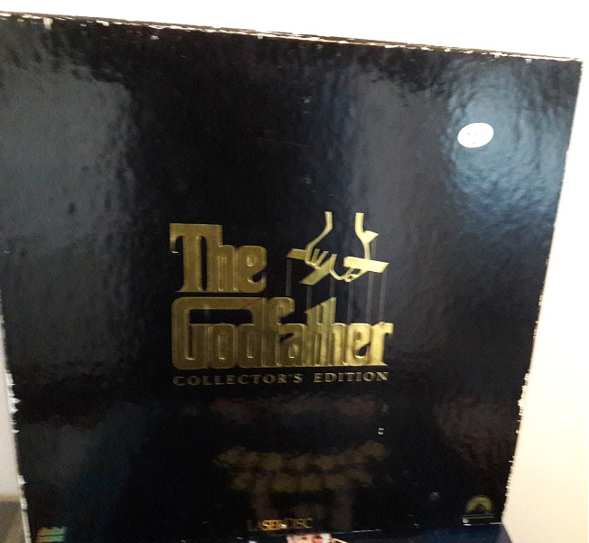 The Godfather - Collectors Edition - Laserdisc 7 Discs Paramount