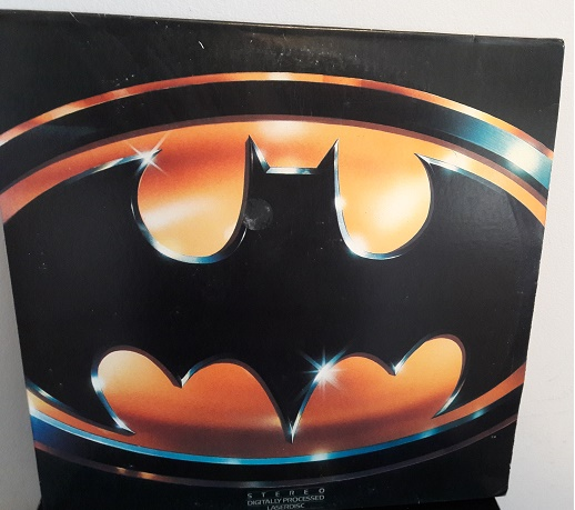 Batman - Laserdisc Warner Brothers 2 Disc 1989 Excellent