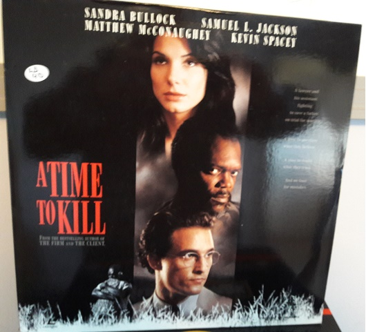 A time to Kill - 2 Laserdisc Warner 14317 - USA Excellent - Click Image to Close