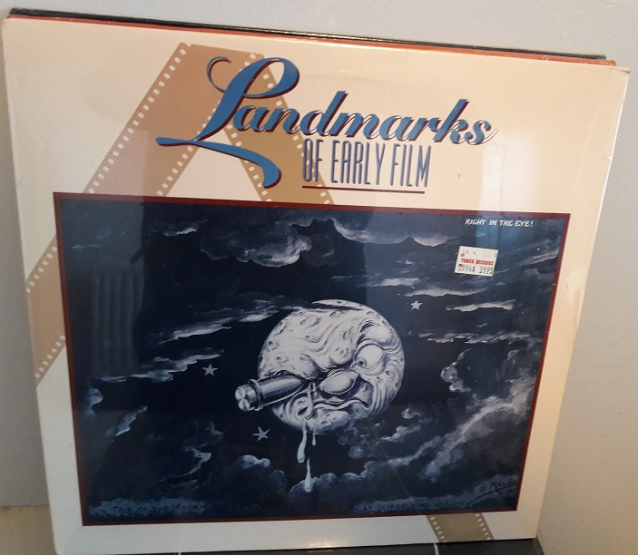 Landmarks of Early Film - Laserdisc Sealed Unopened 1994