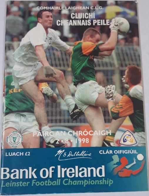 1998 Meath v Kildare Croke Park Leinster Final
