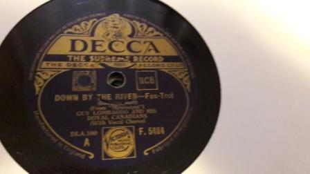 Guy Lombardo - Down by the River - Decca F.5484