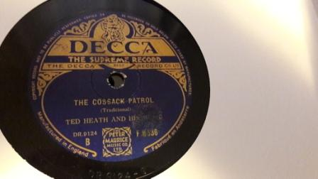 Ted Heath - The very thought of you - Decca F.8536