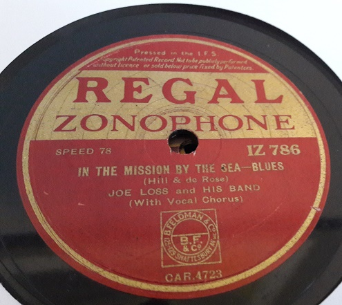 Joe Loss - Little Old Lady - Regal IZ.786 Irish Excellent