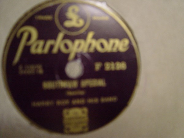 Harry Roy - Southpaw Special - Parlophone F.2126