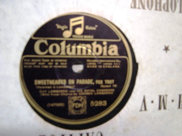 Guy Lombardo - Sweethearts on Parade - Columbia 5283