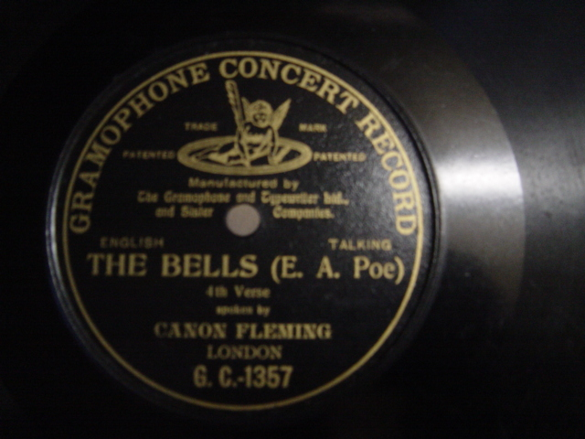 Canon Fleming - The Bells - Gramophone Concert GC. 1357