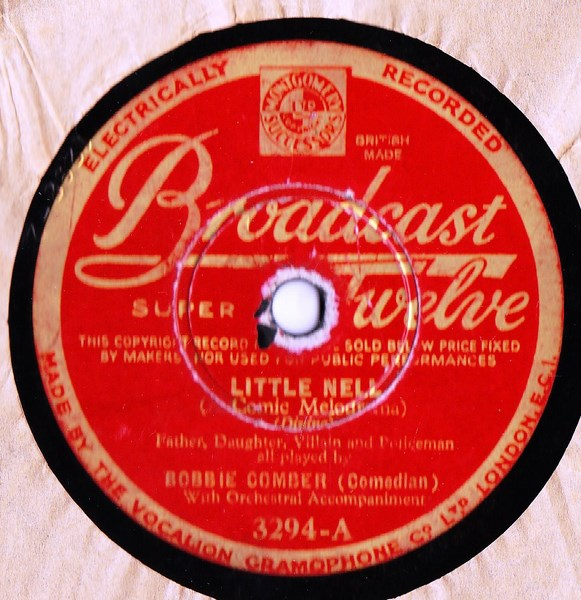 Bobbie Comber - Little Nell - Broadcast 3294