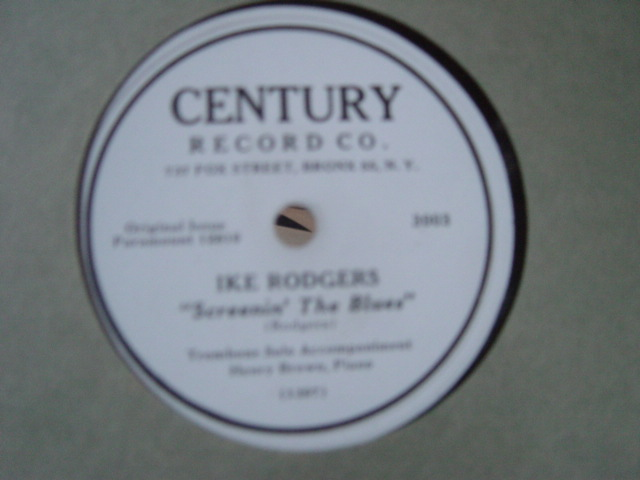 Ike Rodgers & Henry Brown - It hurts so Good - Century 3003