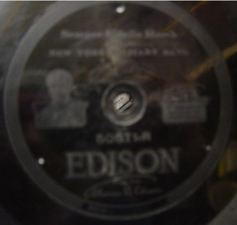 New York Military Band - Semper Fidelis - Edison Disc 50671