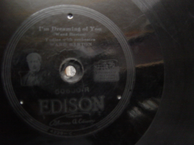 Ward Barton / Joe Belmont - Edison Disc 50630