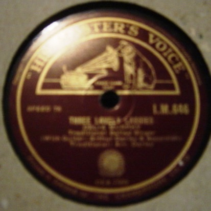 Delia Murphy - The Spinning Wheel - HMV IM.646 Irish