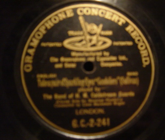 Band Of HM Coldstream Guards - Gramophone Concert G.C.-2-241