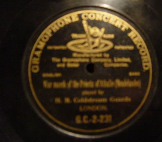 Band Of HM Coldstream Guards - Gramophone Concert G.C.-2-231