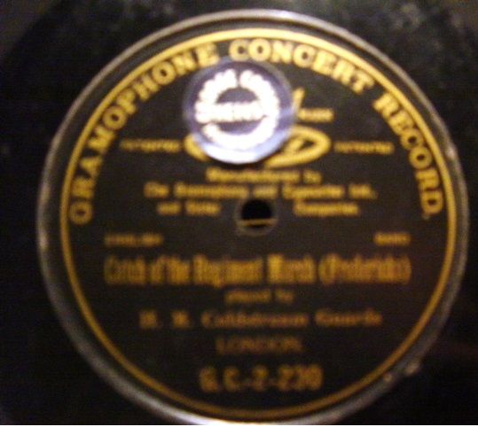 Band Of HM Coldstream Guards - Gramophone Concert G.C.-2-230