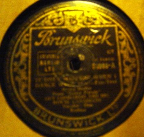 Guy Lombardo - It only happens when I dance - Brunswick 03966