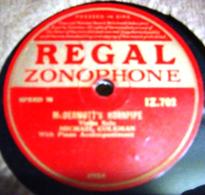 Charles McDonough - Michael Coleman - Regal IZ.762