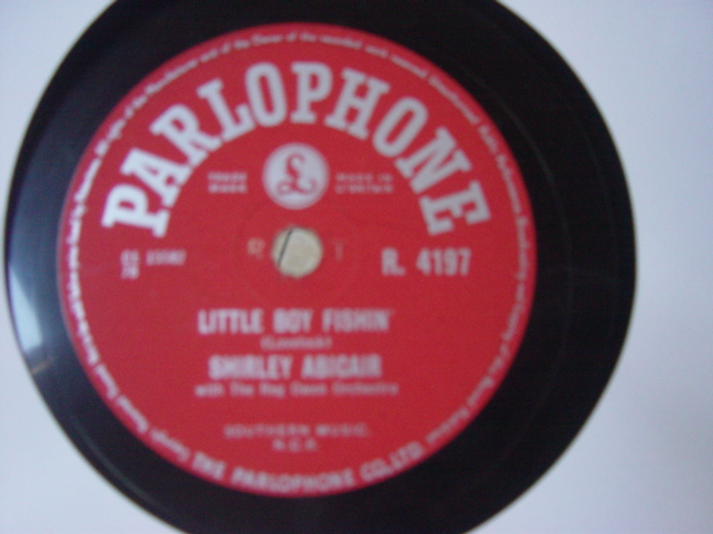 Shirley Abicair - Little Boy Fishing - Parlophone R.4197