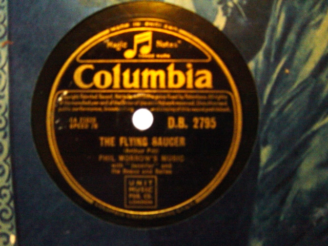 Phil Morrow's Music - The Thing - Columbia DB.2795