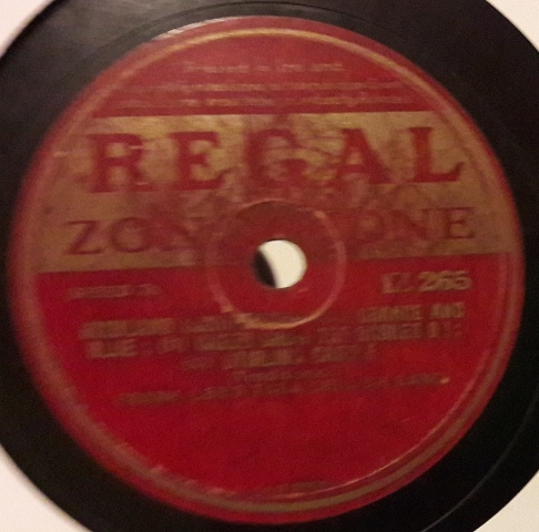 Frank Lee's Tara Ceili Band - Reels / Highland - Regal IZ.265