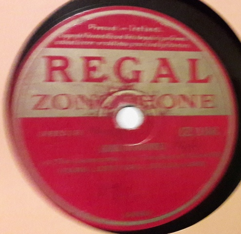 Frank Lee's Tara Ceili Band - Reels / Hornpipes - Regal IZ.106