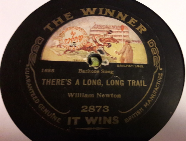 William Newton - There's someone wants you - Winner 2873