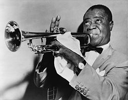 Louis Armstrong 78's