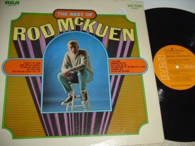 ROD McKUEN - THE BEST OF - RCA