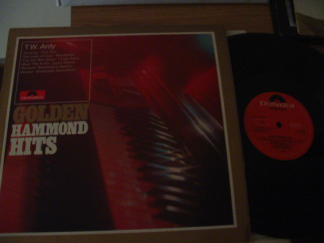 T.W. ARDY - GOLDEN HAMMOND HITS - POLYDOR