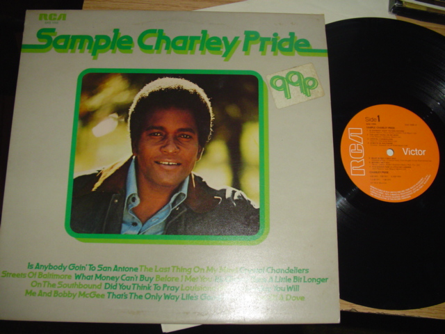 CHARLIE PRIDE - SAMPLE - RCA