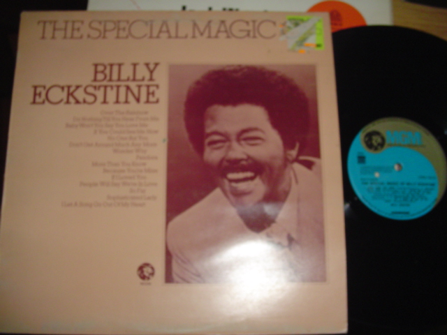 BILLY ECKSTINE - THE SPECIAL MAGIC - MGM