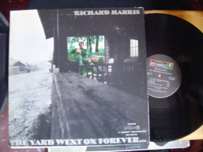 RICHARD HARRIS - YARD WENT ON FOREVER - DUNHILL { M 513