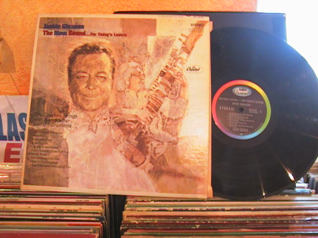 JACKIE GLEASON - NEW SOUND FOR TODAY - CAPITOL - M 22