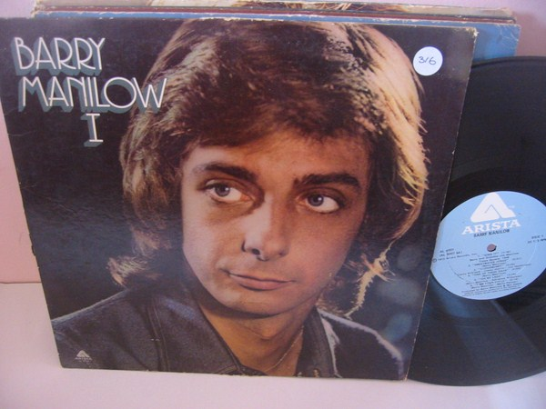 BARRY MANILOW - 1 - ARISTA { MV 316