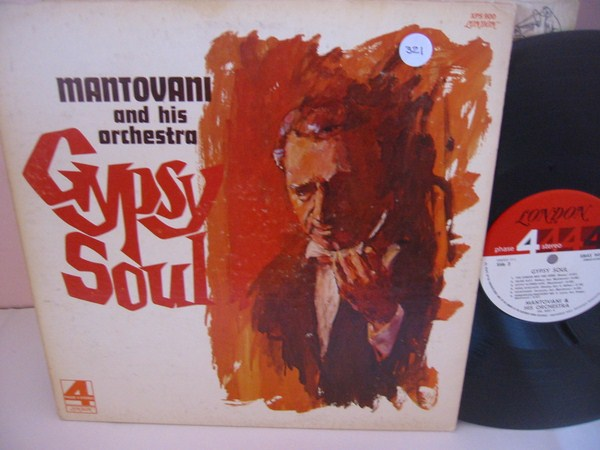 MANTOVANI - GYPSY SOUL - PHASE 4 { MV 321