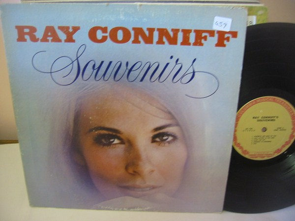RAY CONNIFF - SOUVENIRS - COLUMBIA { MV 459