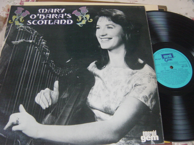 Mary O'Hara - Scotland - Emerald Gem GES1116 1974