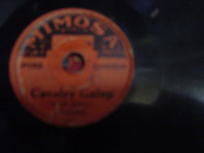 Mimosa Records P.192 - Keel Row / Cavalry Gallop