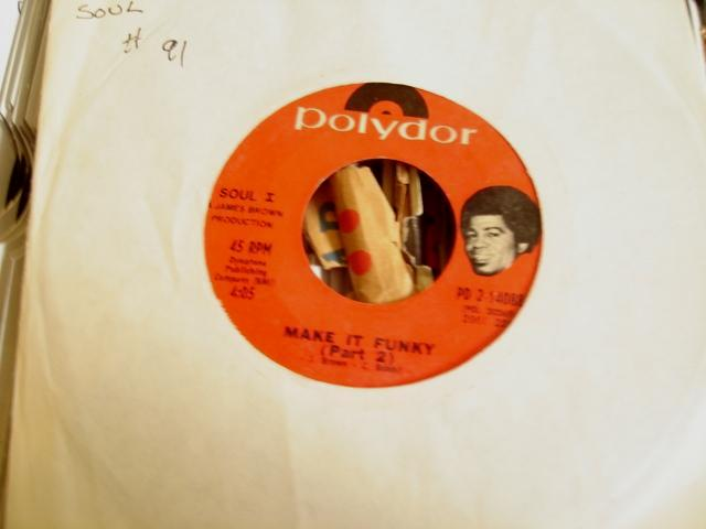 JAMES BROWN - RARE - POLYDOR - 91