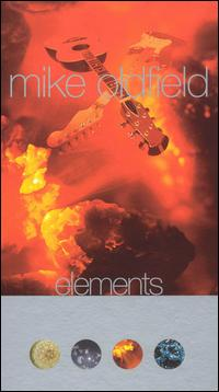 Elements: Mike Oldfield 1973-1991 [Remastered] 4 CD BOX SET